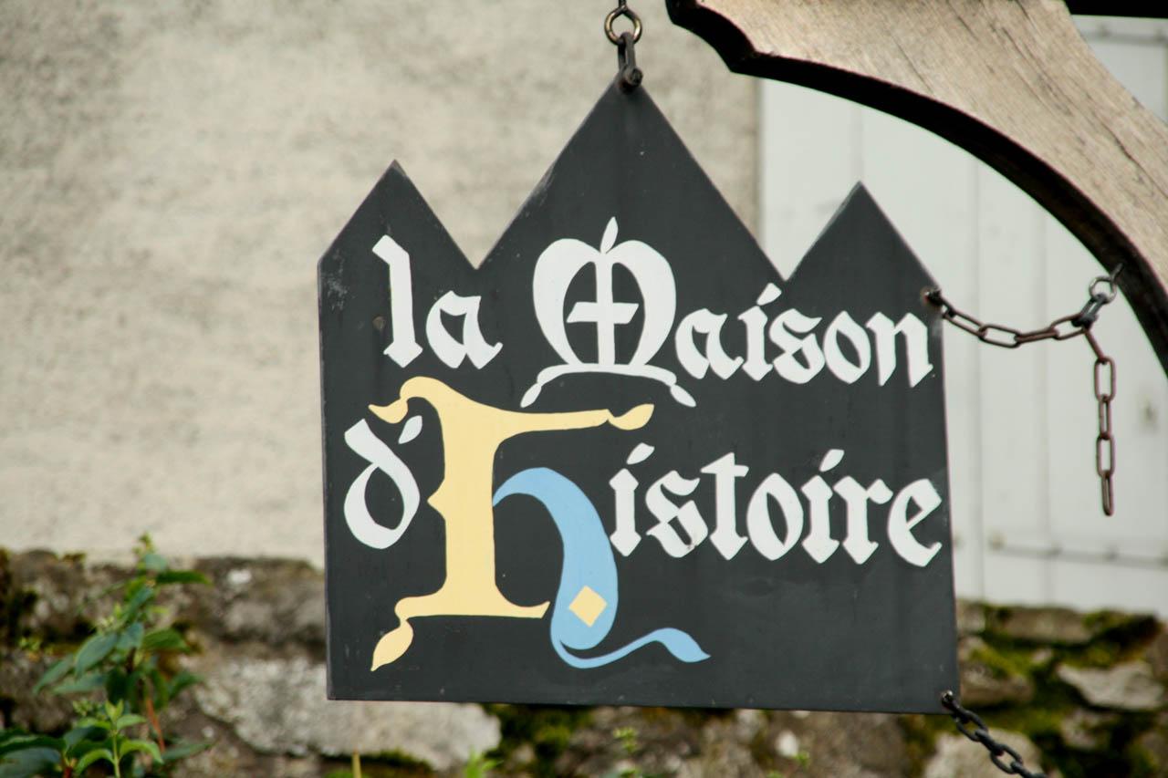 Yvoire, la Maison d'Histoire